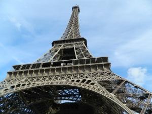 CU Eiffel Tower