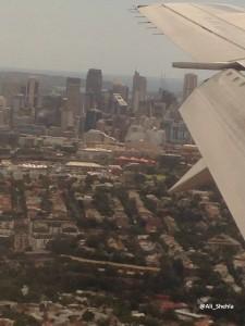 Aeroplane Sydney
