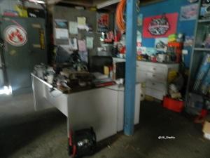 Brennans work place